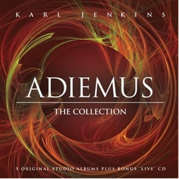 Karl Jenkins - Adiemus: The Collection