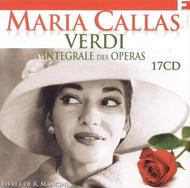 Maria Callas: The Complete Verdi Operas | Disque Dom FOR17001