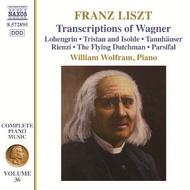 Liszt - Transcriptions of Wagner