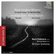 Vaughan Williams / Warlock - Song Cycles + Dove - The End