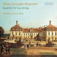 Christoph Wagenseil - Quartets for low strings | Accent ACC24242