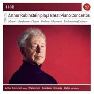 Arthur Rubinstein plays Great Piano Concertos | Sony - Classical Masters 88883737172
