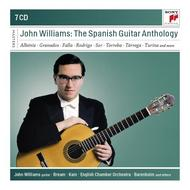 John Williams: The Spanish Guitar Anthology | Sony - Classical Masters 88883737262