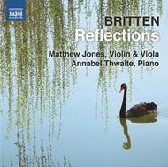 Britten - Reflections | Naxos 8573136