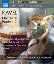Ravel - Orchestral Works Vol.2 (Blu-ray)