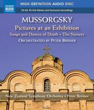 Mussorgsky - Orchestrations by Peter Breiner (Blu-ray)