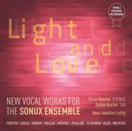 Light and Love: New Vocal Works for the Sonux Ensemble | Rondeau ROP6075