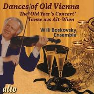 Dances of Old Vienna: The 'Old-Year's Concert' | Alto ALC1237
