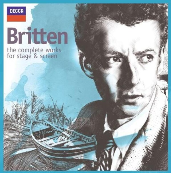 Britten - The Complete Works for Stage & Screen | Decca 4785449