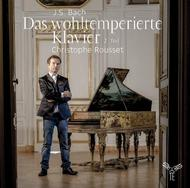 J S Bach - The Well-Tempered Clavier Book 2 | Aparte AP070