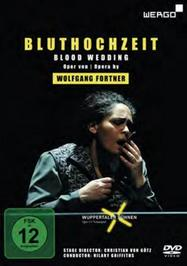 Fortner - Bluthochzeit (Blood Wedding) | Wergo MV08075