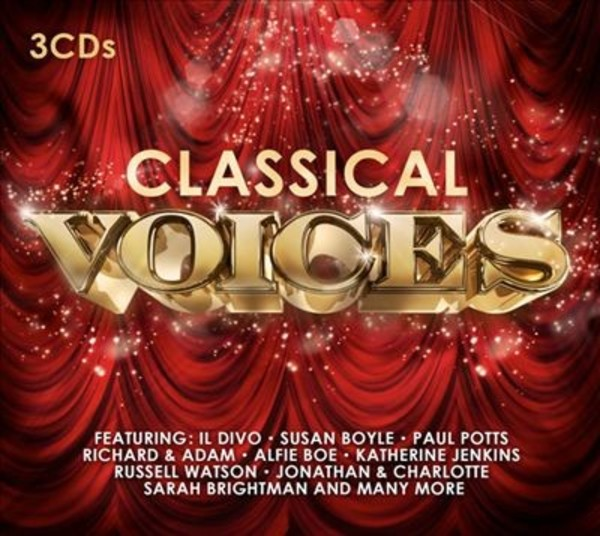 Classical Voices | Sony 88843004072