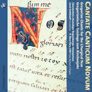 Cantate Canticum Novum: Gregorian Chant for the Liturgical Year | TYXart TXA13029