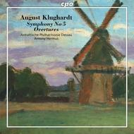 August Klughardt - Symphony No.5, Overtures | CPO 7776932