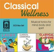 Classical Wellness: Musical Tonics for Mind, Body and Spirit | Delos DE3464