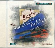 J S Bach - The Sonatas and Partitas for Solo Violin | Dynamic CDS75812