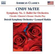 Cindy McTee - Orchestral Works | Naxos 8559765