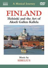 A Musical Journey: Finland (Helsinki and the Art of Akseli Gallen-Kallela) | Naxos - DVD Travelogue 2110273