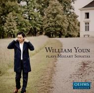 William Youn plays Mozart Sonatas | Oehms OC880