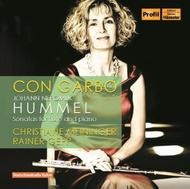 Hummel - Con Garbo (Sonatas for flute and piano) | Profil PH13042