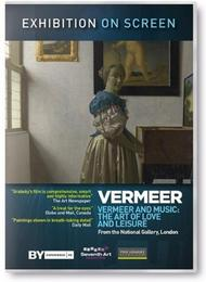 Exhibition on Screen: Vermeer and Music - The Art of Love and Leisure | Seventh Art SEV181