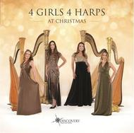 4 Girls 4 Harps At Christmas | DMV (Discovery Music and Vision) DMV107