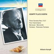 Kempff plays Chopin | Australian Eloquence ELQ4806642
