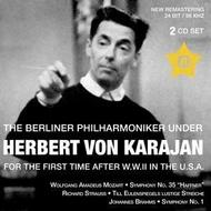 The Berliner Philharmoniker under Karajan for the first time after WWII in the USA | Andromeda ANDRCD9120