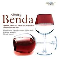 Georg Benda - Chamber Music and Songs | Brilliant Classics 94433