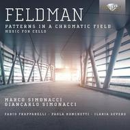 Feldman - Patterns in a Chromatic Field | Brilliant Classics 9401