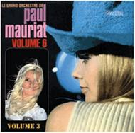 Paul Mauriat - Le Grand Orchestre de Paul Mauriat Vols 3 & 6 | Dutton CDLK4519