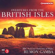 Overtures from the British Isles | Chandos CHAN10797