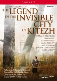 Rimsky-Korsakov - The Legend of the Invisible City of Kitezh (DVD) | Opus Arte OA1089D