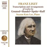 Liszt - Complete Piano Music Vol.38: Transcriptions & Arrangements