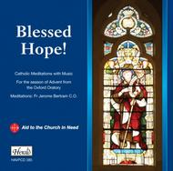 Blessed Hope: Catholic Meditations with Music for the season of Advent | Herald HAVP385