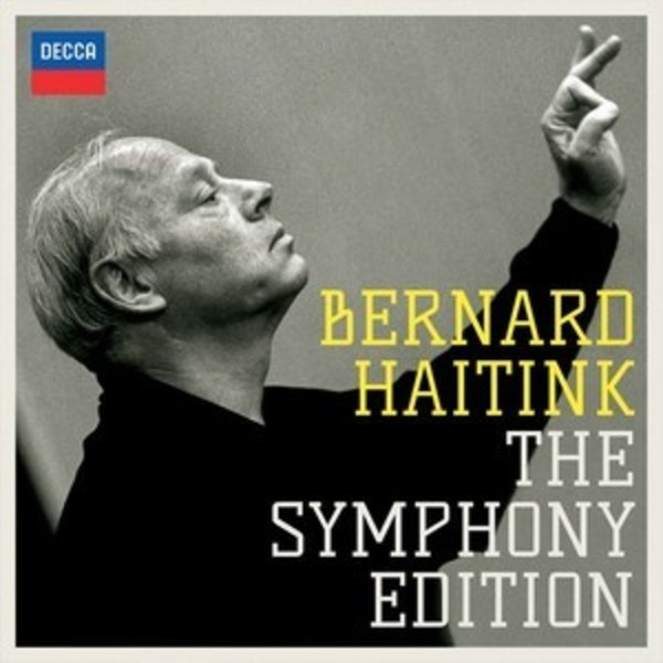 Bernard Haitink: The Symphony Edition | Decca 4786360