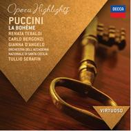 Puccini - La Boheme (highlights) | Decca - Virtuoso 4786406