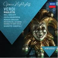 Verdi - Rigoletto (highlights) | Decca - Virtuoso 4786408