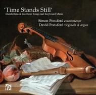 Time Stands Still (Elizabethan & Jacobean Songs & Keyboard Music) | Nimbus - Alliance NI6255