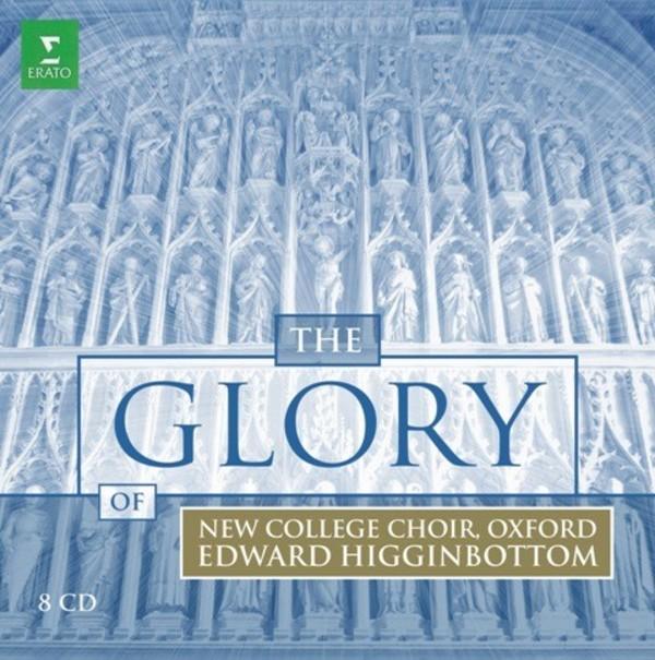 The Glory of New College Choir, Oxford | Warner 2564642743