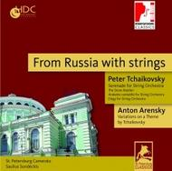 From Russia with strings | Intergroove Classics IGC102