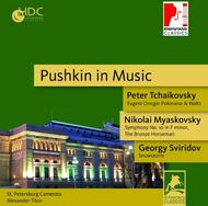Pushkin in Music | Intergroove Classics IGC82