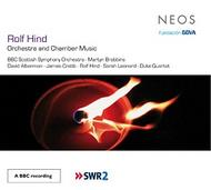 Rolf Hind – Orchestra and Chamber Music | Neos Music NEOS11049