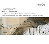 Convergence: Music of Laurie Altman | Neos Music NEOS11315