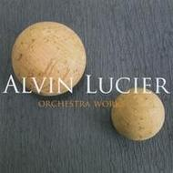 Alvin Lucier - Orchestra Works | New World Records NW80755