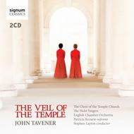 Tavener - The Veil of the Temple | Signum SIGCD367