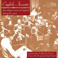 English Accents: Oboe Players in England during the 1950s | Oboe Classics CC2027