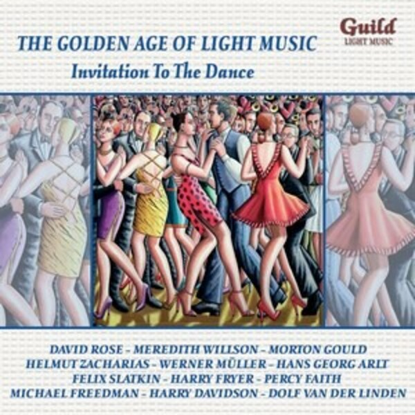 Invitation to the Dance | Guild - Light Music GLCD5210