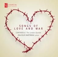 Songs of Love and War | Champs Hill Records CHRCD074