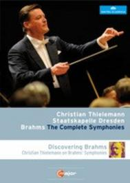 Brahms - The Complete Symphonies (Blu-ray) | C Major Entertainment 715204